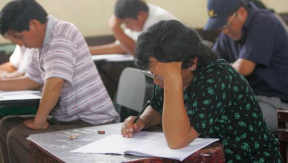 Tumbes: Todos los profesores desaprobaron prueba para ocupar una plaza. (USI)