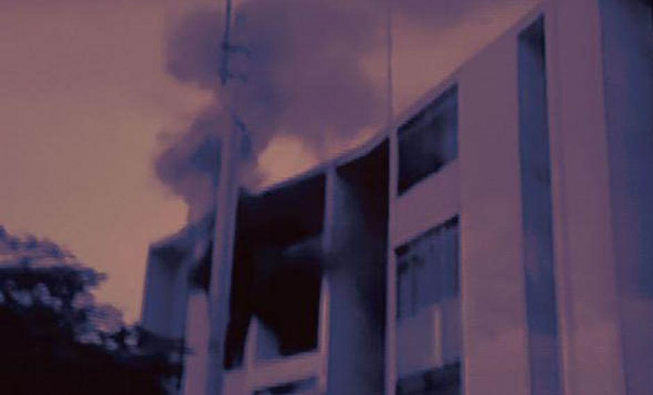 Independencia: Se registra un incendio en vivienda de la calle Los Melocotones. (Referencial)