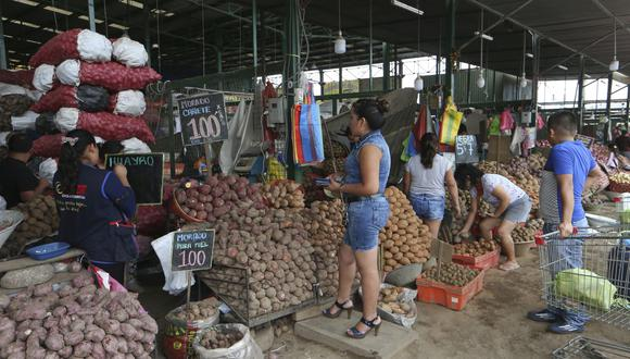 El comercio mayorista creció 3.37% en julio. (Foto: GEC)