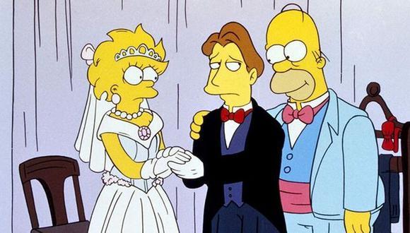 """""""Los Simpson"""" fue creada por Matt Groening y debutó en Fox en 1989 (Foto: FOX)"""