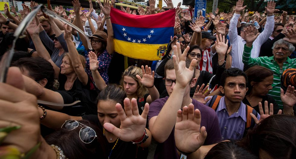 Venezuela. (EFE)