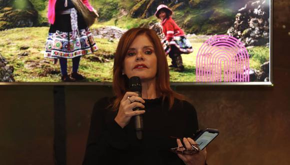 La vicepresidenta Mercedes Aráoz también estuvo presente en el Food Forever Experience en Cusco. (Fotos: Renzo Salazar)