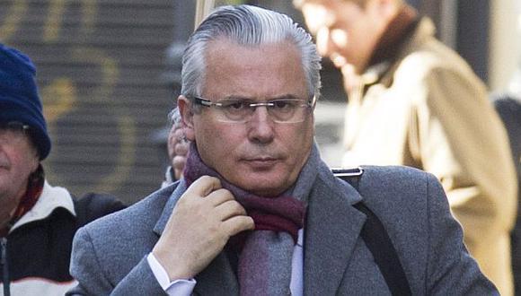 Garzón queda expulsado de la carrera judicial. (AP)
