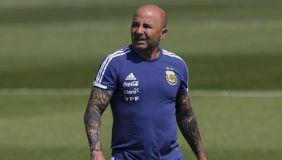 Jorge Sampaoli dejó Sevilla antes de unirse a la Selección de Argentina (Foto: Getty Images).