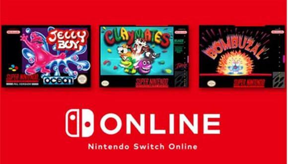 Tres nuevos títulos llegan al servicio de 'Nintendo Switch Online'.