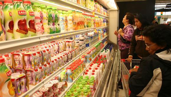 Aspec detecta otros 20 productos lácteos con publicidad engañosa. (Francisco Rodríguez)