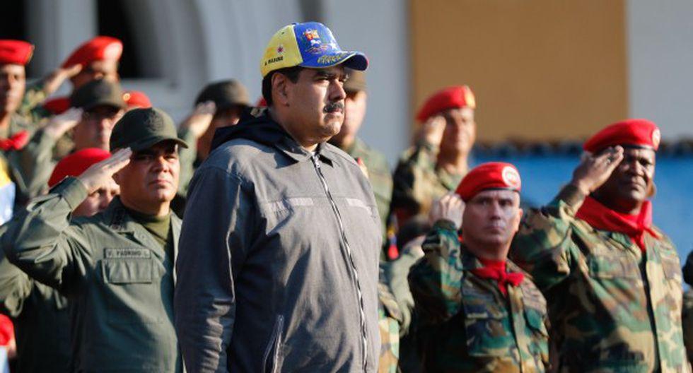 Nicolás Maduro quitó peso al reconocimiento a Guaidó por parte de una veintena de países de Europa después de que venciera un ultimátum europeo para que convocara nuevas elecciones. (Foto: EFE)