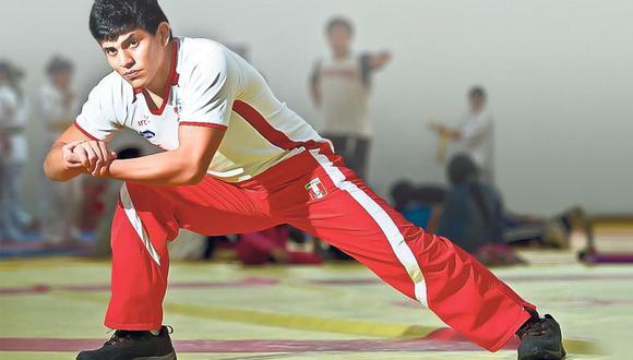 Pool figura en el top 10 del mundo y aspira a ganar una medalla. (Foto: IPD)