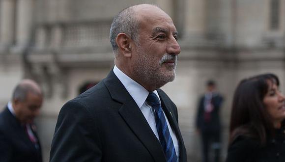 'No hay conflictos que afecten al sector', aseguró el ministro Eleodoro Mayorga. (Mario Zapata)