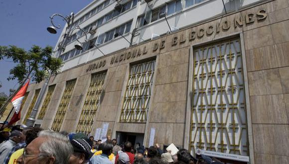 JNE detectó 78 faltas en proceso electoral para comicios del 16 de marzo. (USI)