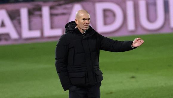 Zinedine Zidane supera crisis con seis triunfos consecutivos (Foto: EFE)