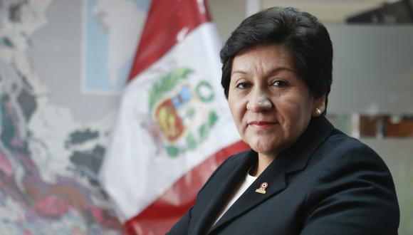 Susana Vilca: Conoce a la nueva ministra de Energía y Minas que reemplaza a Juan Carlos Lui Yonsen