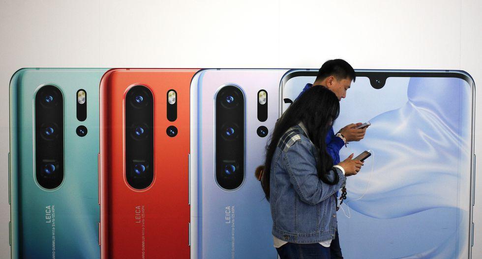 La medida parece apuntar a Huawei. (Foto: AP)