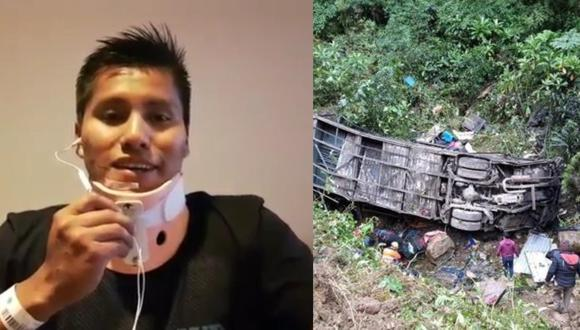 Sobreviviente de la tragedia de Chapecoense se salva nuevamente en accidente automovilístico de Bolivia