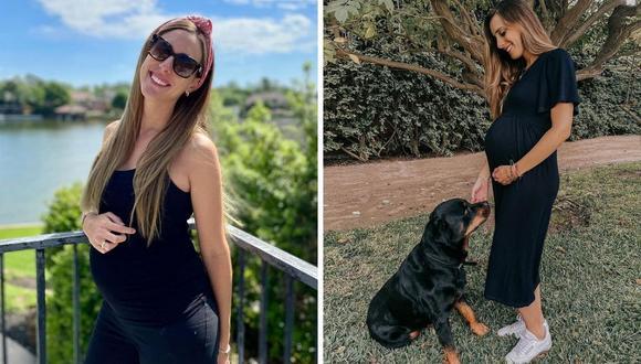 Daniela Camaiora recomendó a las mujeres gestantes informarse para recibir la inoculación. (Foto: Instagram @danielacamaiora)