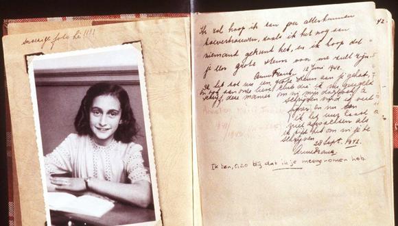 Hace 75 años Ana Frank murió en un campo de concentración tras permanecer dos años en un confinamiento forzoso.