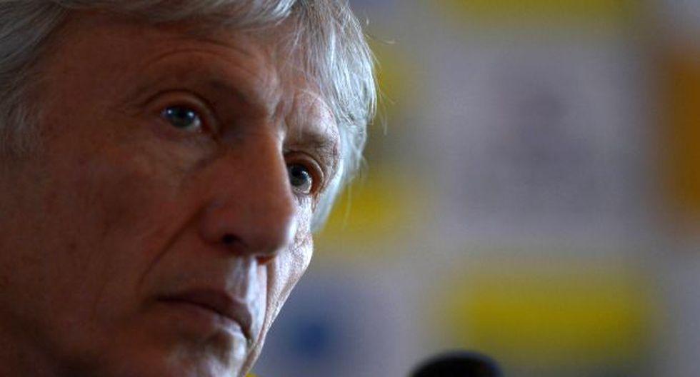 DT de Colombia tiene dudas. (AFP)