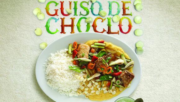 Don Cucho: Guiso de choclo con pescado frito chifero. (Perú21)