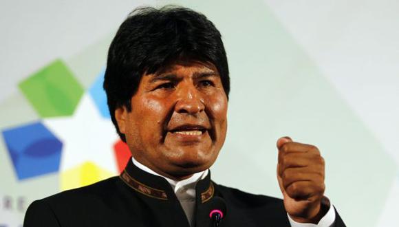 Decisión de Morales fue dada por decreto ley la semana pasada. (EFE)