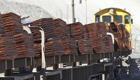 El cobre abrió al alza el lunes. (Foto: Reuters)