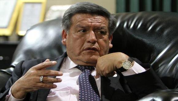El líder de APP plantea una serie de medidas económicas al gobierno de Martín Vizcarra. (Foto: GEC)