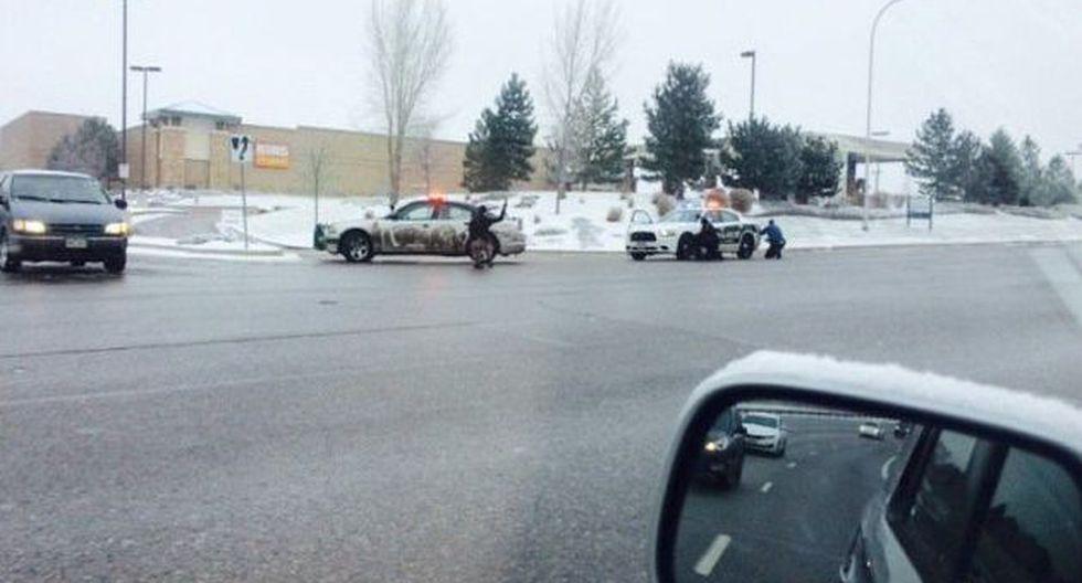 Estados Unidos: Reportan tiroteo cerca de una clínica de Colorado Springs. (Twitter)
