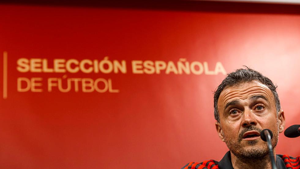 Luis Enrique no dirigirá el partido entre España y Malta. (Getty)