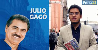 Julio Gagó, candidato a la Alcaldía de Lima de Avanza
