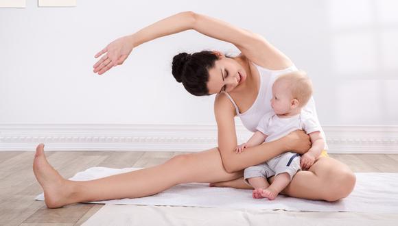 Al ejercitarse, cada mamá debe hacerlo según sus necesidades y posibilidades.