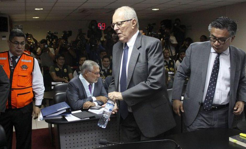 El Ministerio de Justicia dijo respetar la autonomía de poderes. (Foto: GEC)