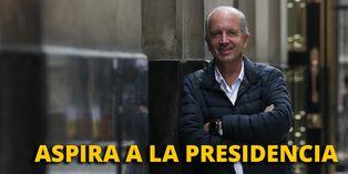 Fernando Cillóniz: Aspira a la presidencia