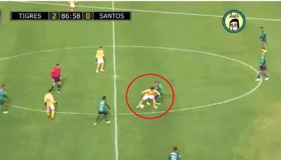 Beto da Silva es jugador de Tigres desde septiembre de este año. (Captura: YouTube)