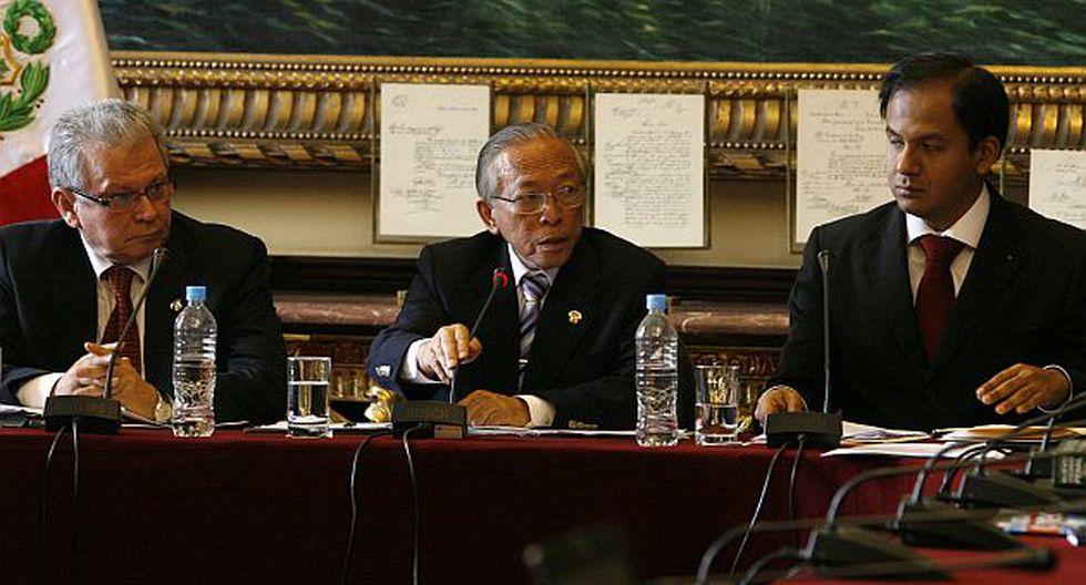 La comisión continúa con su trabajo. (USI)