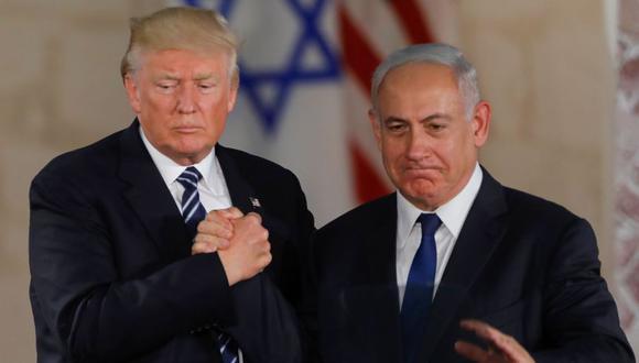 La Casa Blanca planea presentar después de las elecciones israelíes su plan para la paz entre Israel. (Foto: AFP)