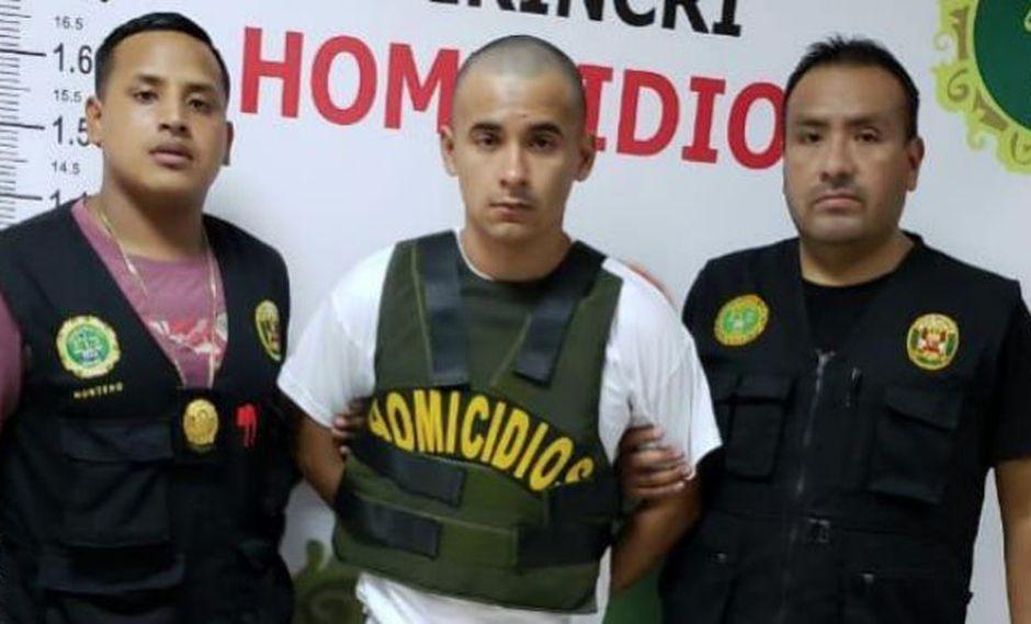Juan Carlos Álvarez fue capturado el martes en el hospital Noguchi. (PNP)