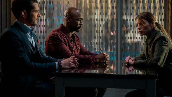 El motivo por el cual Lucifer perdió sus poderes en la quinta temporada (Foto: Netflix)