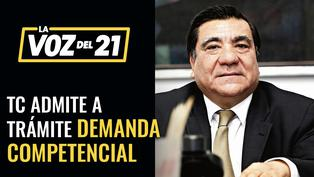 Víctor García Toma analiza decisión del TC