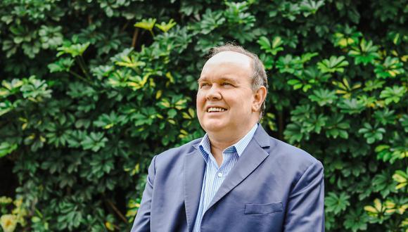 Precandidato presidencial Rafael López Aliaga anunció que su plancha estará conformada por Jorge Montoya y Beatriz Mejía. (Foto: GEC)