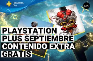PlayStation: Estos son los contenidos extras que trae Ps Plus en septiembre