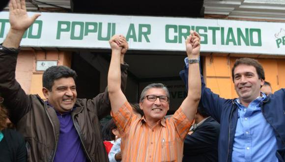 Jaime Zea será el candidato del PPC a la Alcaldía de Lima. (Facebook de Rafael Santos)