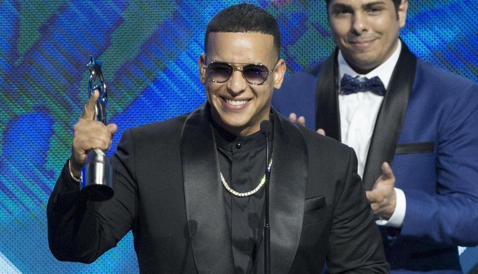 Daddy Yankee recibirá el premio Icono en los Latin American Music Awards. (Foto: @daddyyankee)