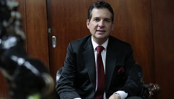 Omar Chehade, citado a declarar en investigación a Nadine Heredia por supuesta usurpación de funciones. (Nancy Dueñas/Perú21)