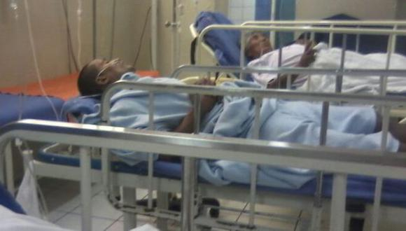 SE SALVÓ. Permanece internado en hospital del Callao. (Difusión)