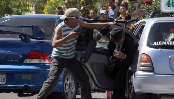Los hampones fugaron con rumbo a Villa El Salvador. (USI/Referencial)