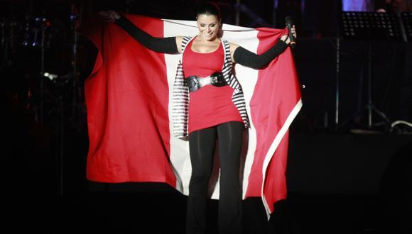 Olga Tañón recibió disculpas de empresario peruano. (USI)