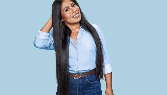 La actriz mexicana dejó crecer su cabello por seis años para donarlo a las mujeres con cáncer.