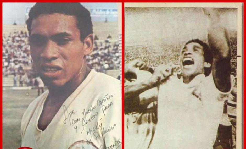 Falleció ´Chamuco´,jugador de Universitario, luego de una operación de peritonitis. (Foto: @Odriozola9)