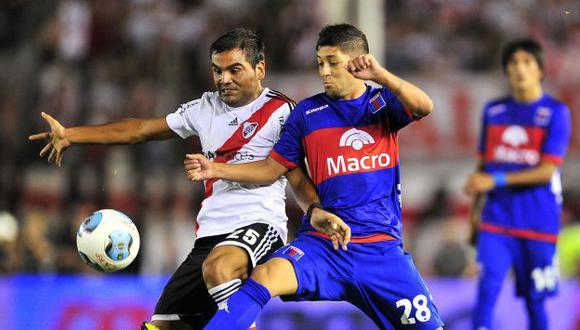 Leandro Leguizamón seguirá fiel a la camiseta de Tigre. (Internet)