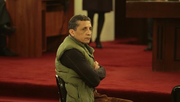 Antauro Humala cumple una condena de 19 años en el penal Ancón I. (Foto: GIULIANO BUIKLECE)