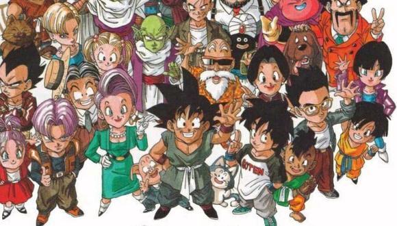 "¿Cuántas horas le dedicaba Akira Toriyama a ""Dragon Ball""? (Foto: Shueisha)"